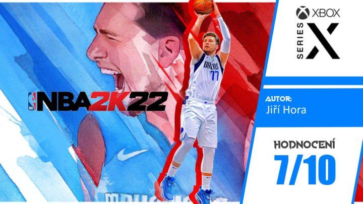 NBA 2K22 – Recenze