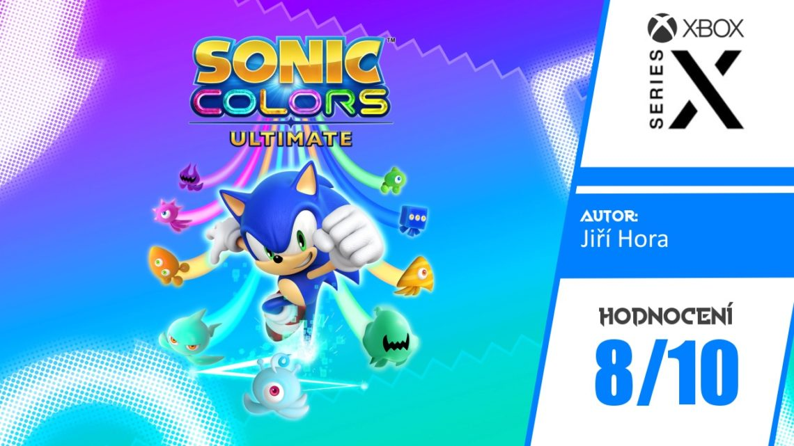 Sonic Colors Ultimate – Recenze