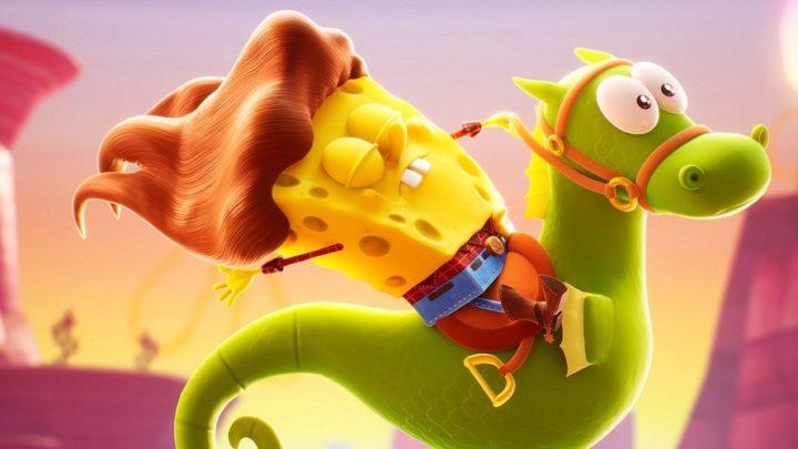 Představena zábavná adventura SpongeBob SquarePants: The Cosmic Shake