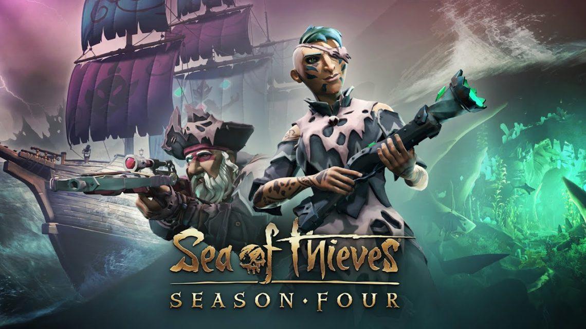 Zítra startuje 4. sezóna Sea of Thieves