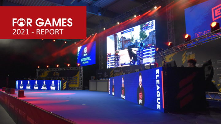 For Games 2021 – Report (21.10.2021)