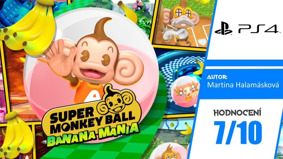 Super Monkey Ball: Banana Mania – Recenze