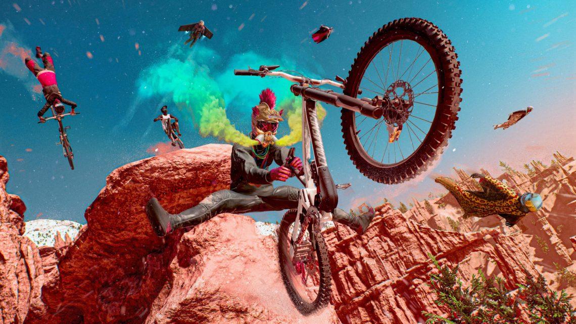 Představena post-launch podpora MMO sportovní hry Riders Republic