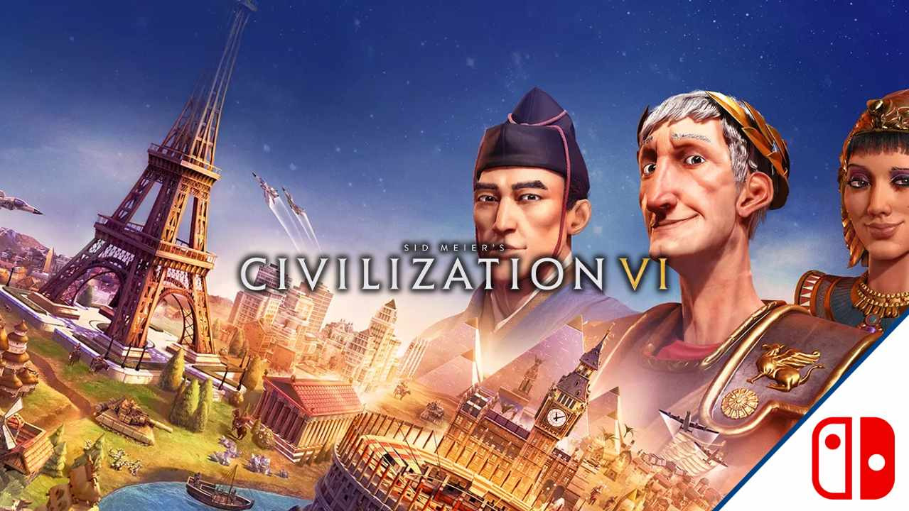 Sid Meiers Civilization VI – Recenze