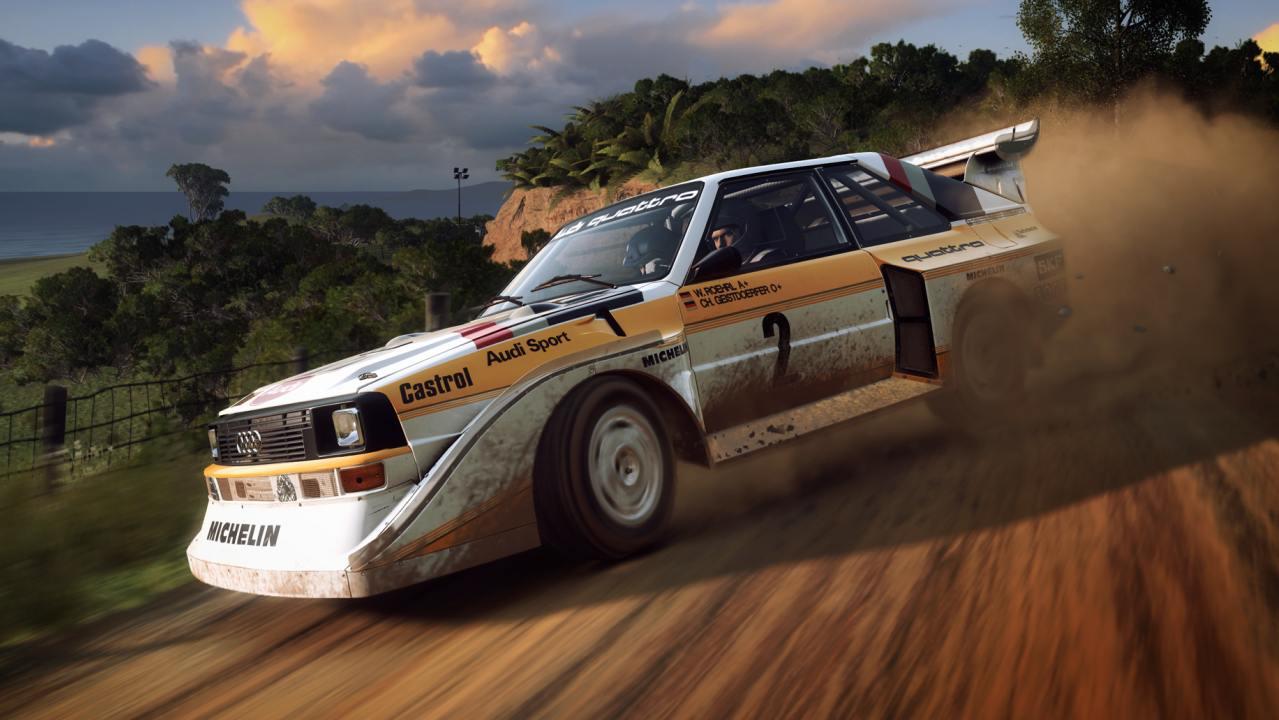 Dirt Rally 2.0 se připomíná novým trailerem