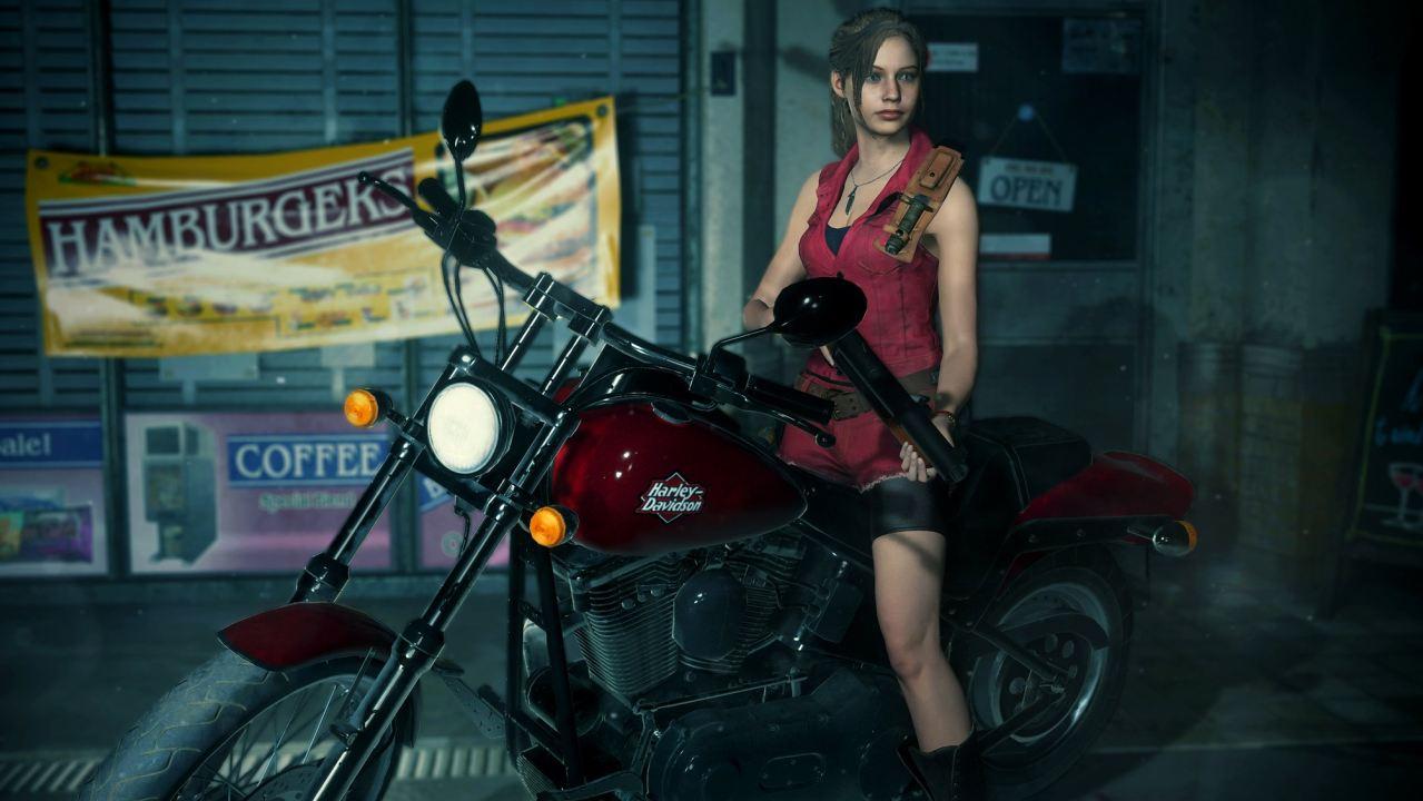 Začátkem ledna se dočkáme dema pro Resident Evil 2