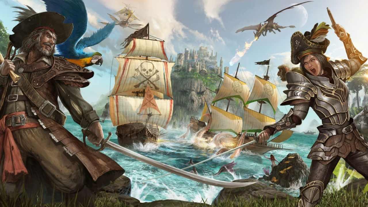Obří pirátské MMO Atlas odloženo, opět