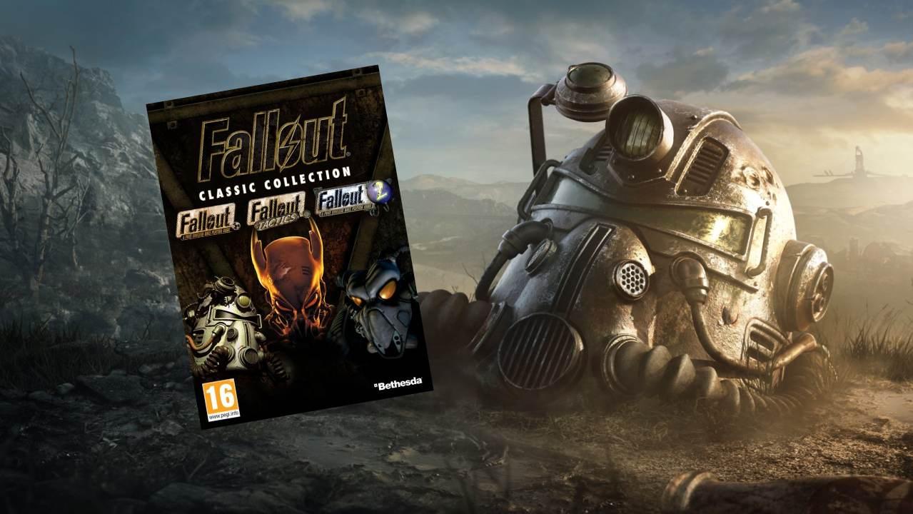 Hráči Fallout 76 v lednu dostanou zdarma kolekci Fallout Classic