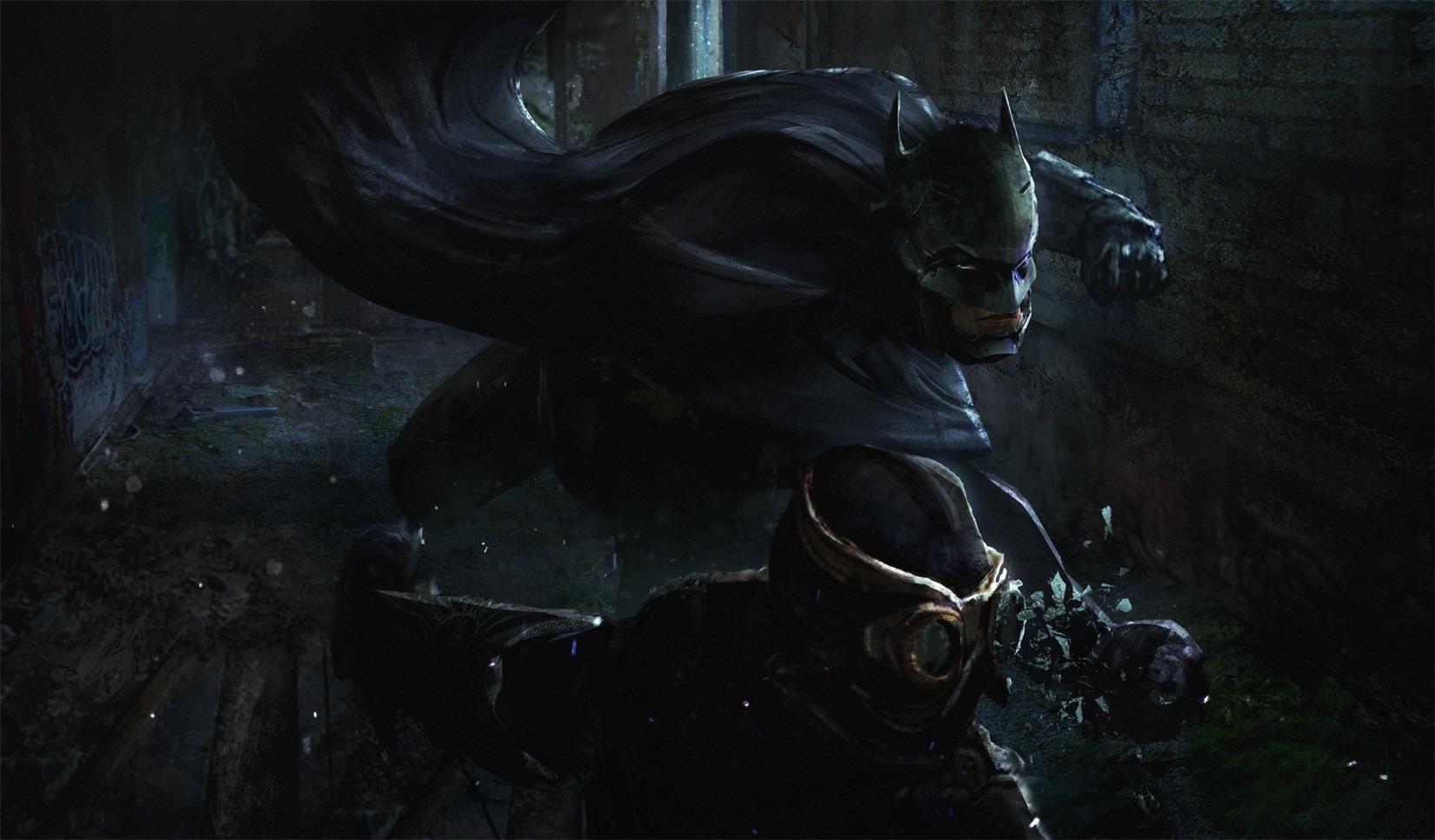 Vyjde nový Batman ještě letos v říjnu?