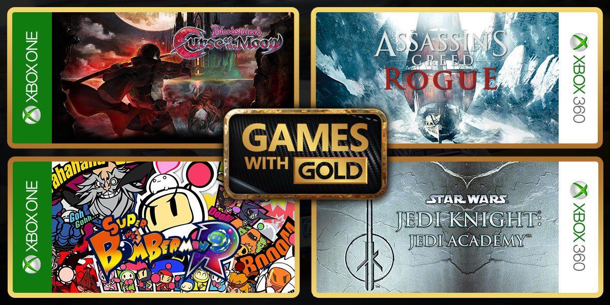 Toto jsou únorové hry pro Games with Gold