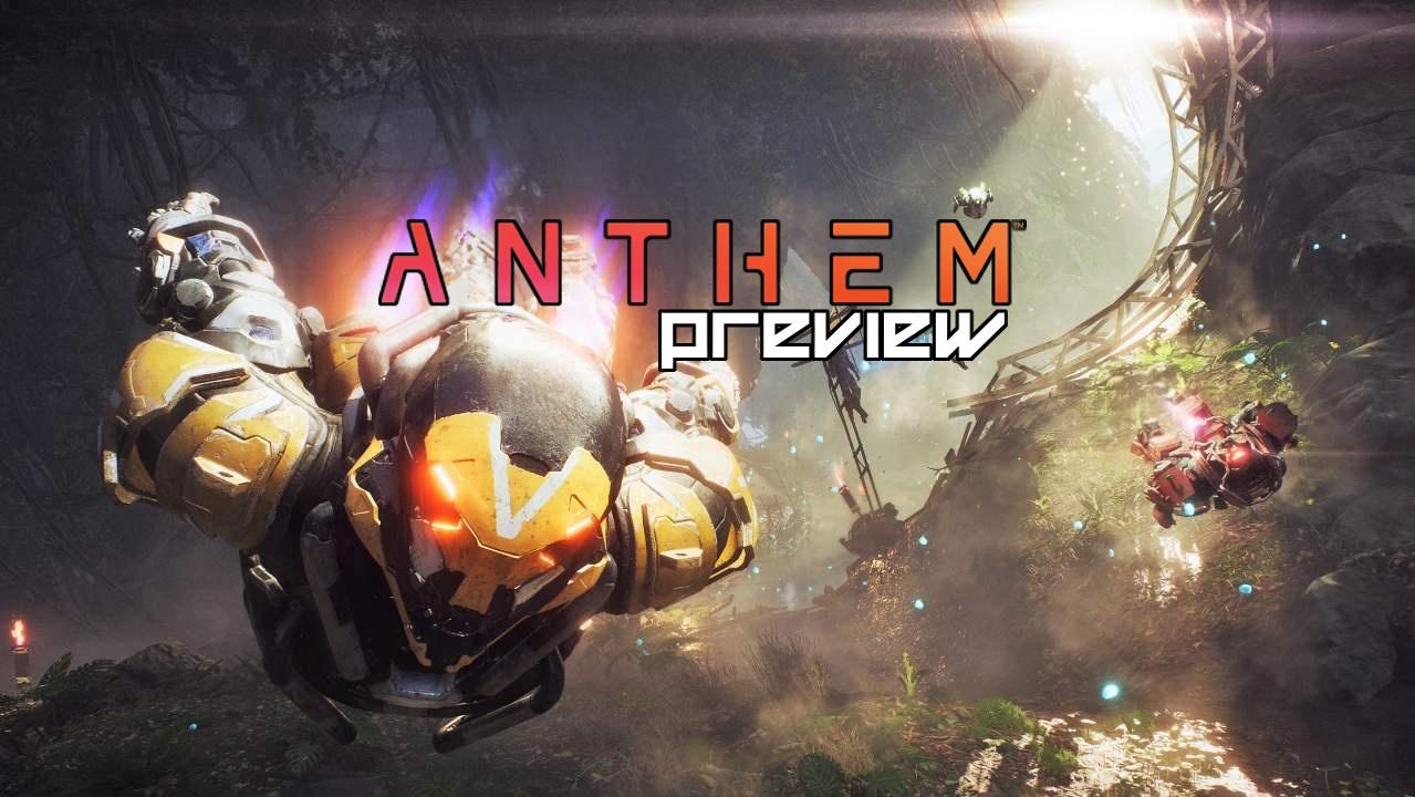 Anthem – Dojmy z hraní