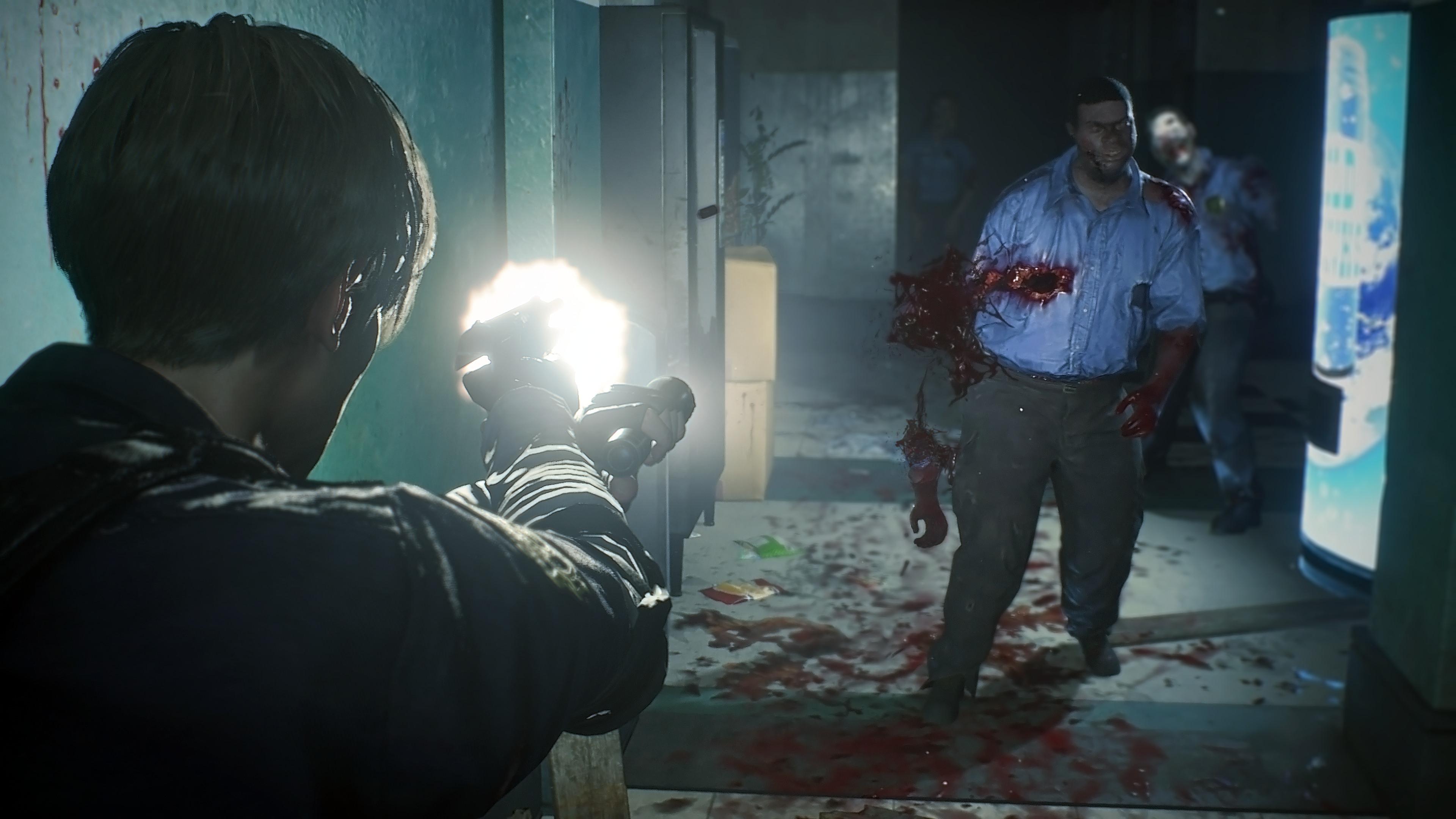 Resident Evil 2 získá po vydání nový režim The Ghost Survivors