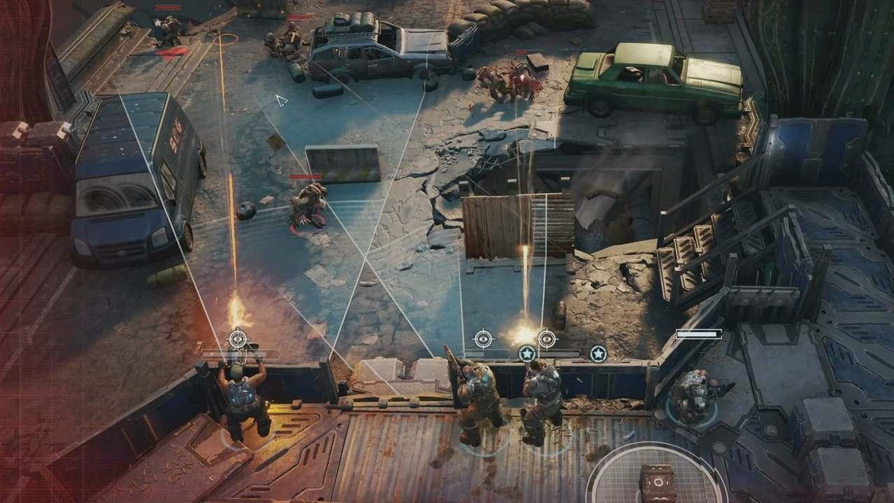 Gears Tactics vyjdou i na Xbox One a s podporou myši a klávesnice