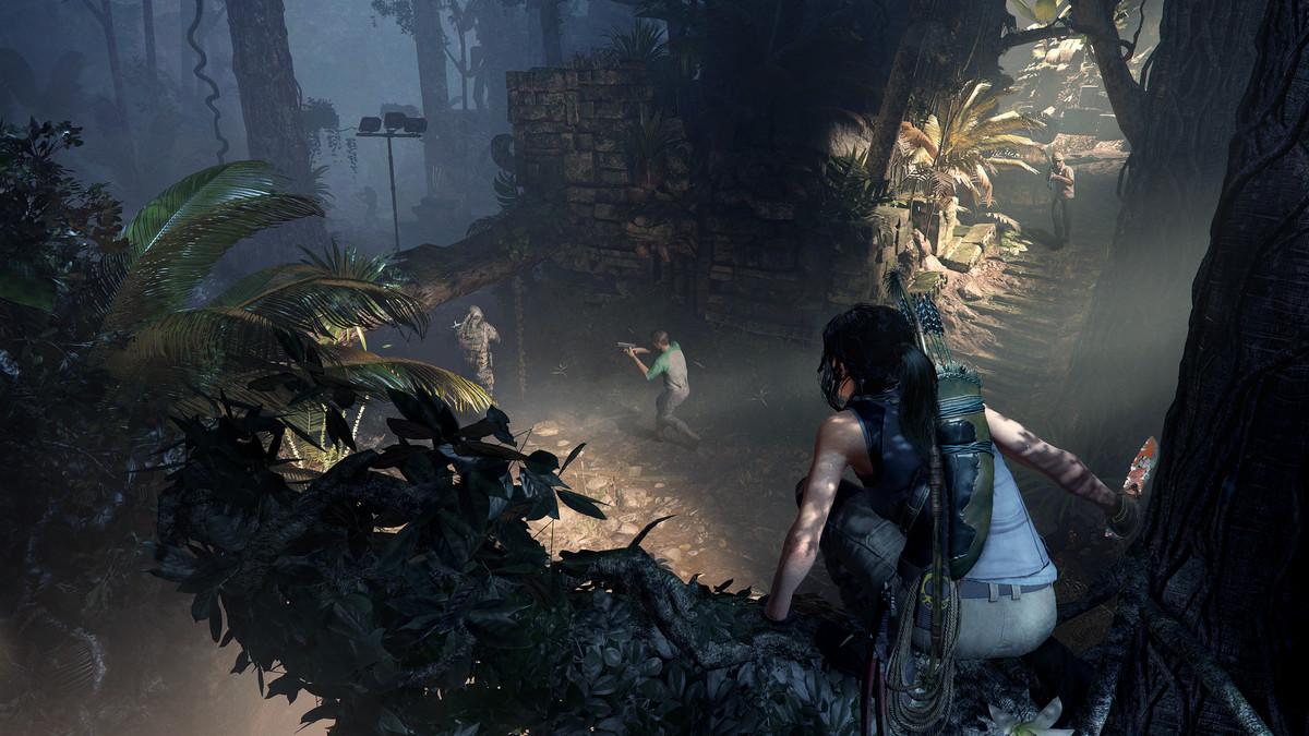 DLC The Nightmare zamíří do Shadow of the Tomb Raider příští týden