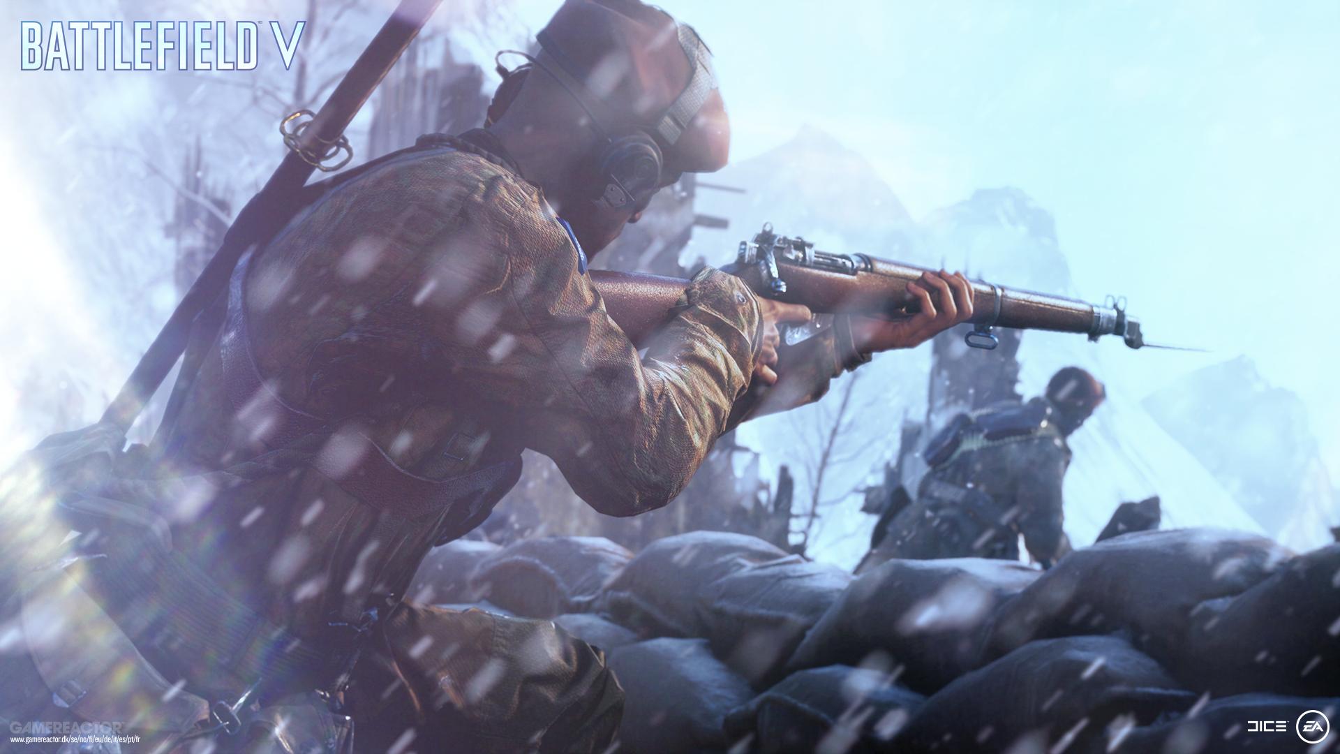 Battlefield V představuje druhou kapitolu Tides of War