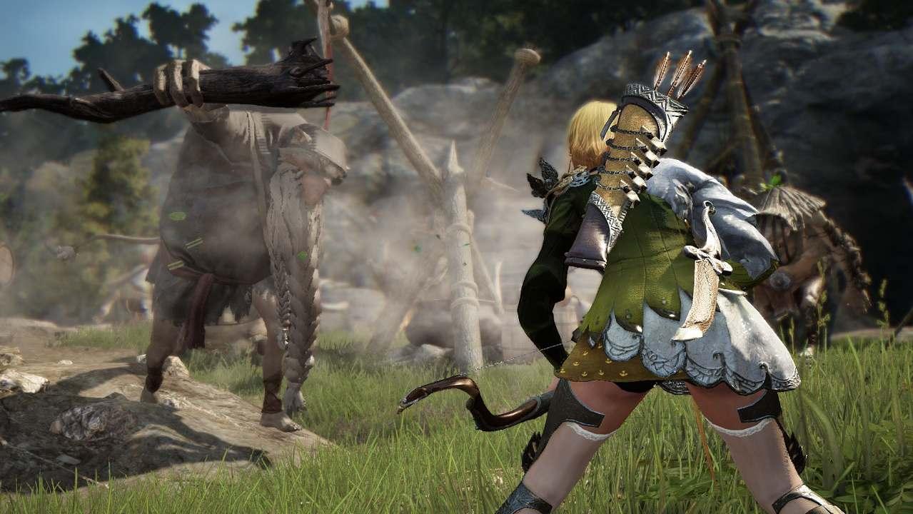 Black Desert Online pro Xbox One se dočkáme začátkem března
