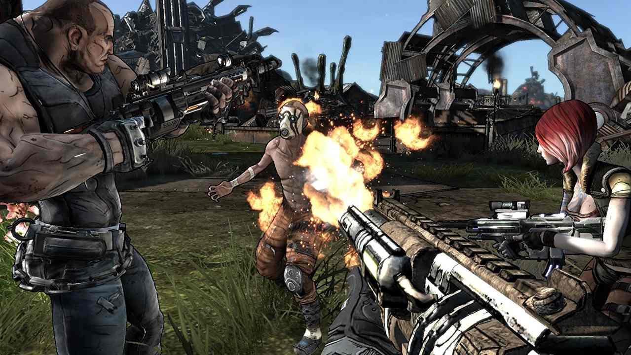 Borderlands GOTY podruhé ohodnoceno pro Xbox One a PS4
