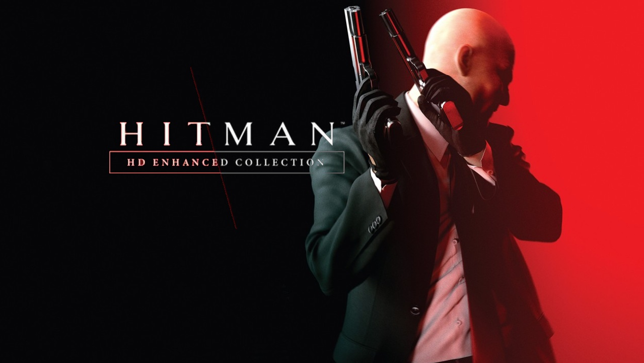 Oznámena kompilace HITMAN HD Enhanced Collection