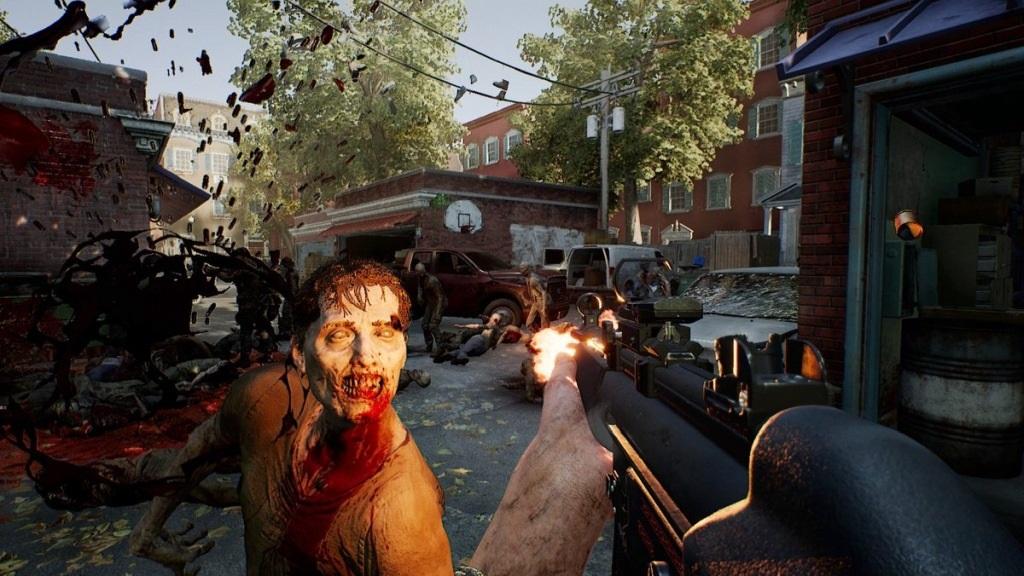 Overkill's The Walking Dead pro konzole zrušeno