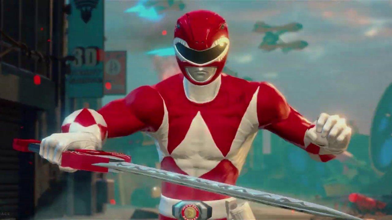 Power Rangers: Battle for the Grid v gameplay záběrech