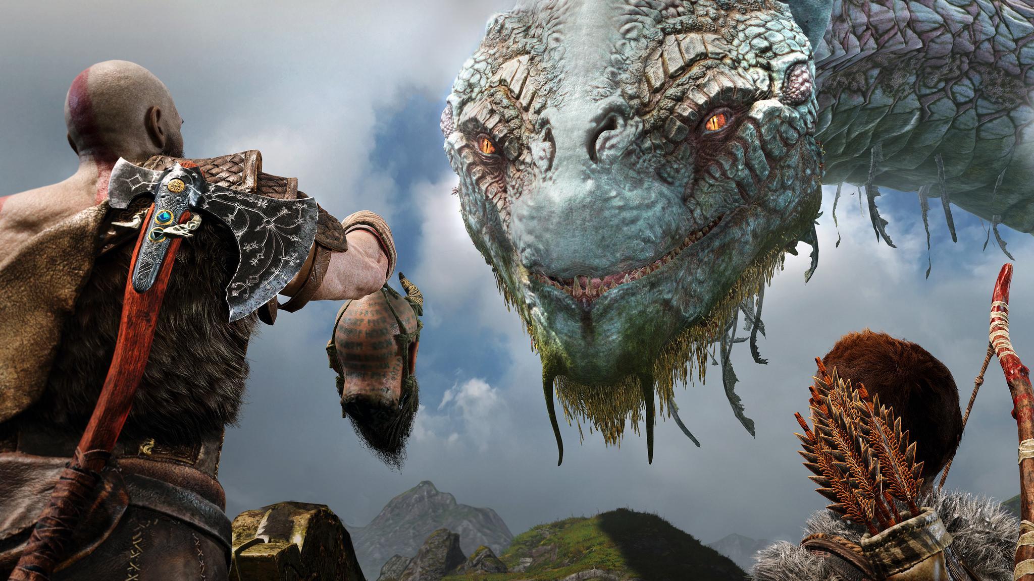 God of War byl zásadně osekán o boss fighty