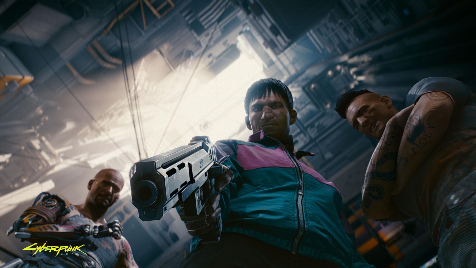 Svět Cyberpunku 2077 je kompletně vytvořen ručně