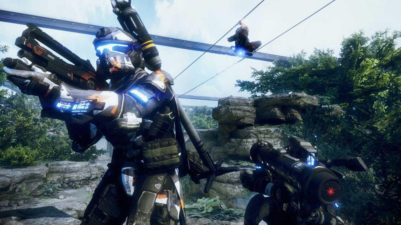 Apex Legends bude battle royale hra v univerzu Titanfall