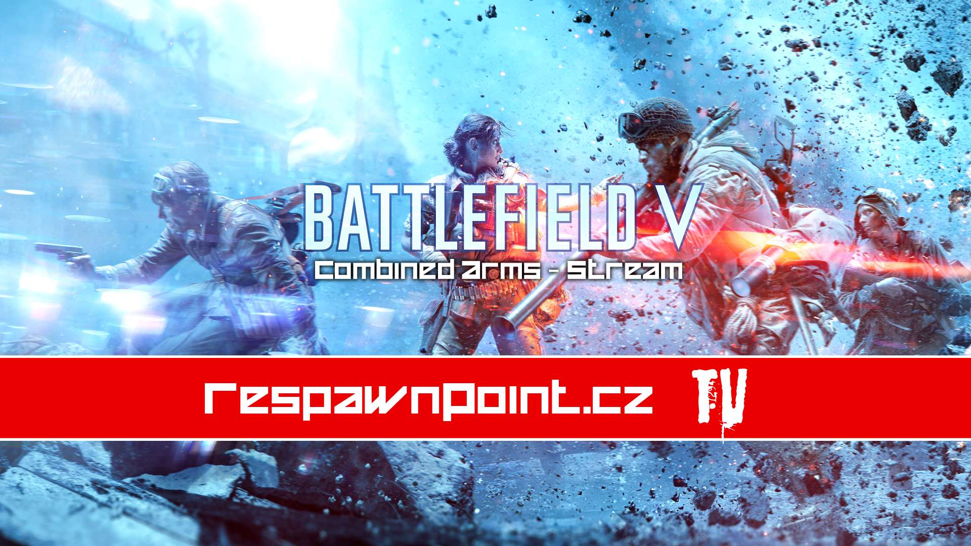 Battlefield V – Combined Arms Stream