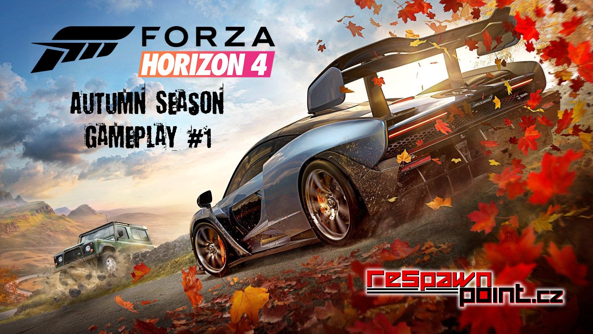 Forza Horizon 4 – Šampionát Pozdimní sezóny – Z proti Z