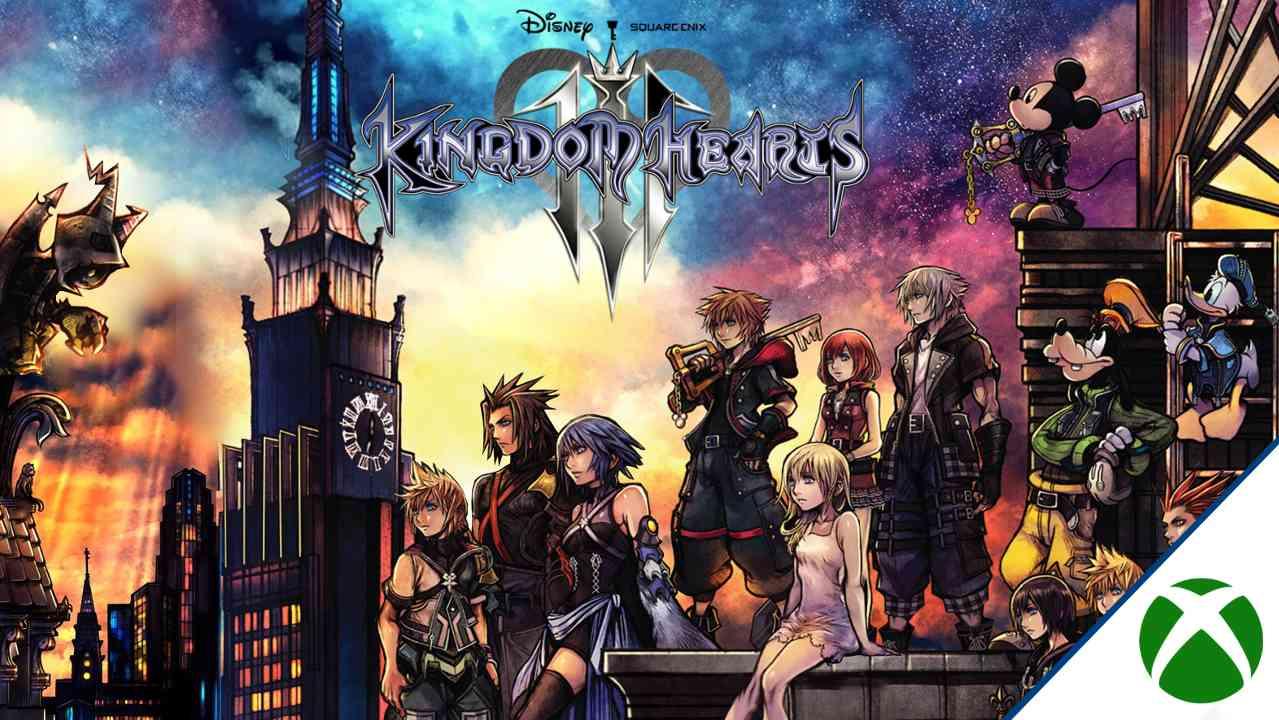 Kingdom Hearts 3 – Recenze