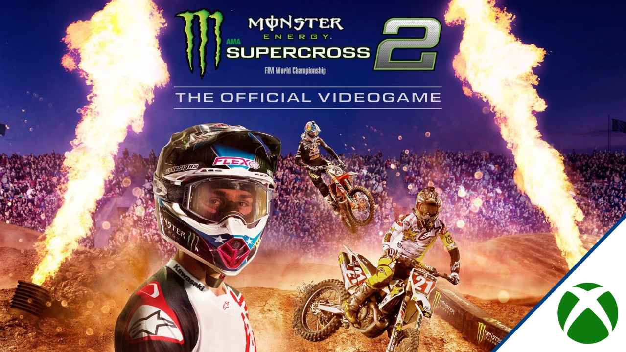 Monster Energy Supercross: The Official Videogame 2 – Recenze