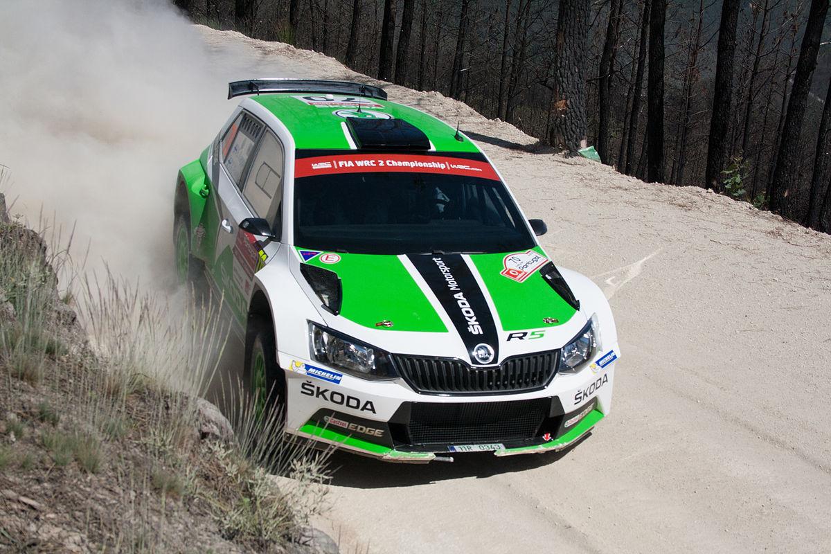 Odhalen seznam vozidel DiRT Rally 2.0, obsahuje i vůz Škoda Fabia
