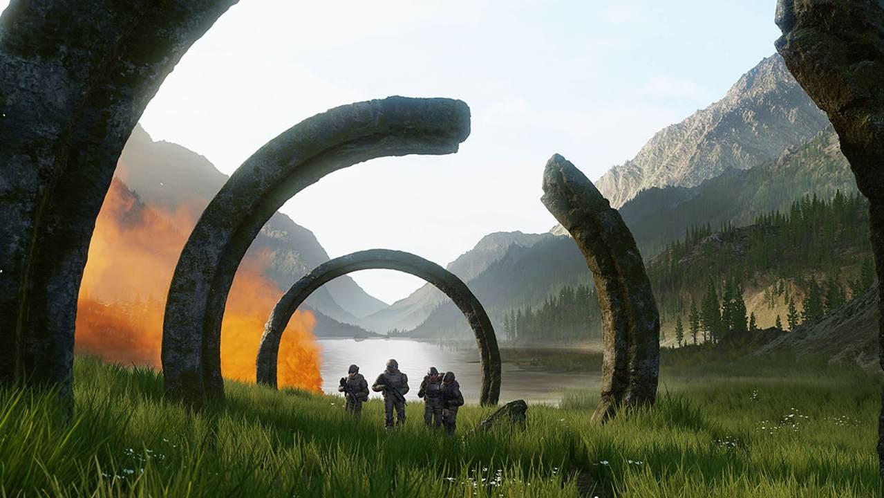 HALO Infinite by mohlo nabídnout větvený příběh a prvky rpg
