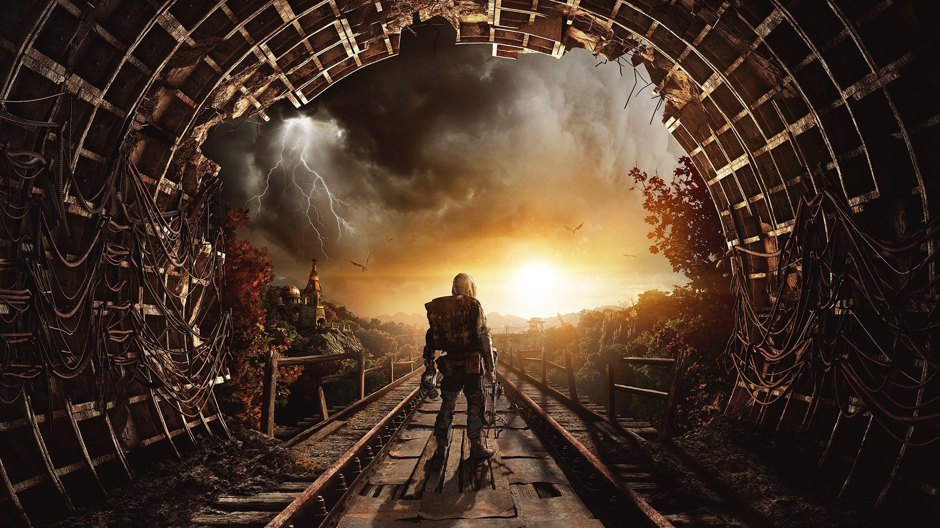 Arťomovy noční můry v novém filmečku pro Metro Exodus