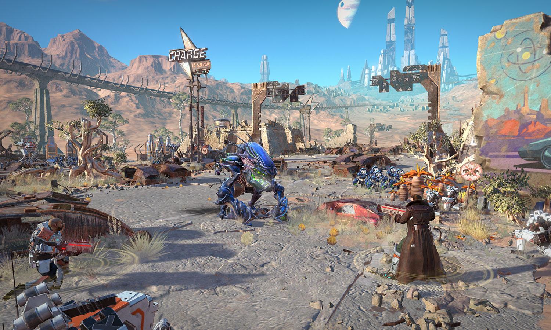 Age of Wonders: Planetfall dostalo datum vydání