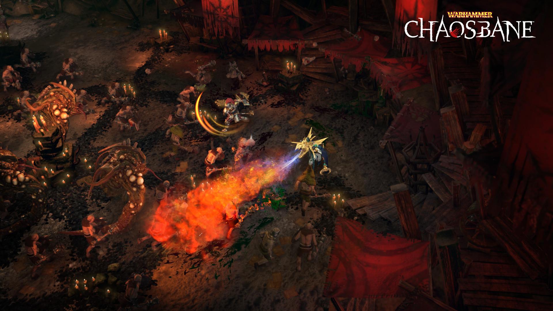 Oznámena hra Warhammer: Chaosbane