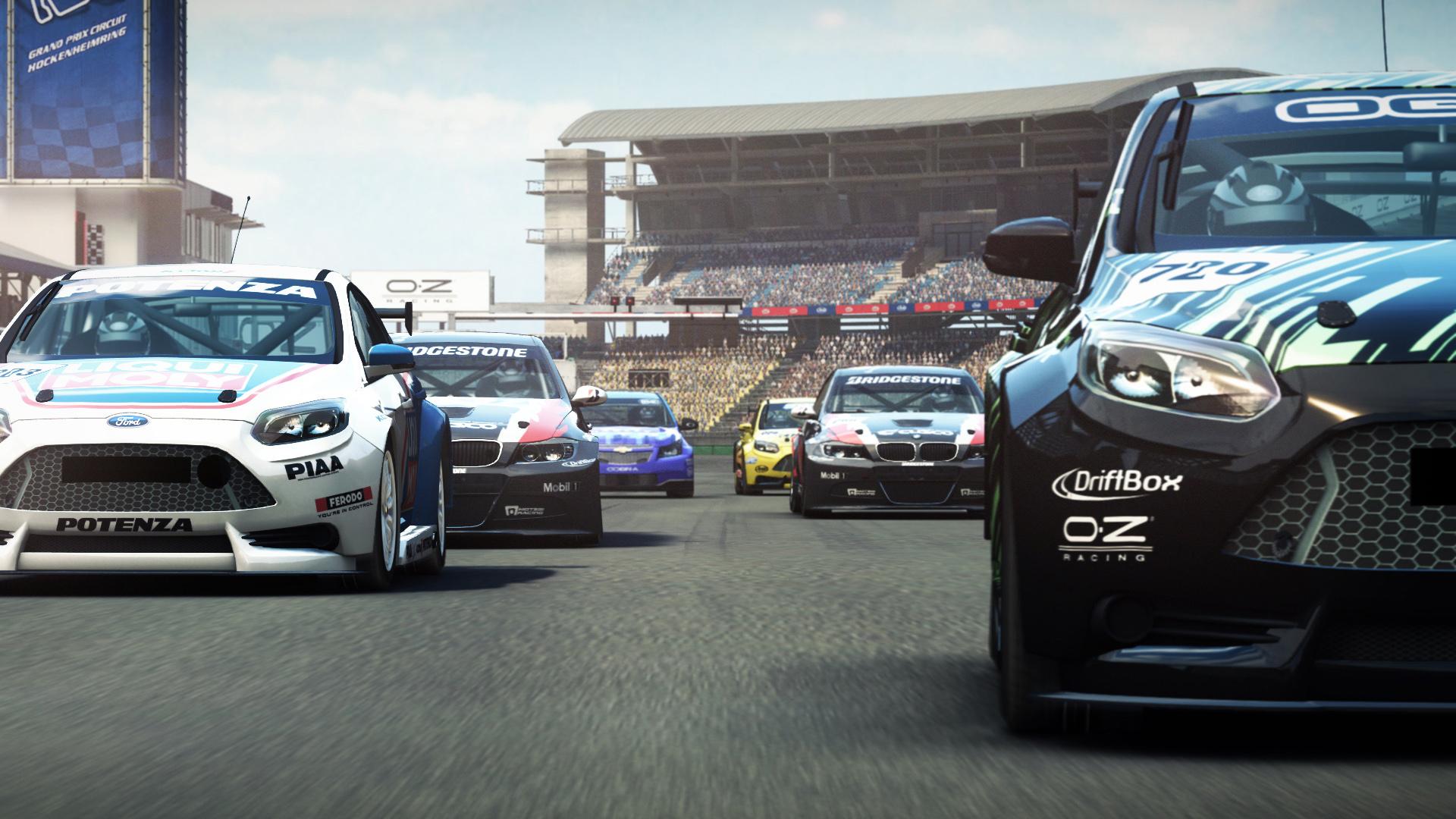 GRID Autosport vyjde pro Switch v létě