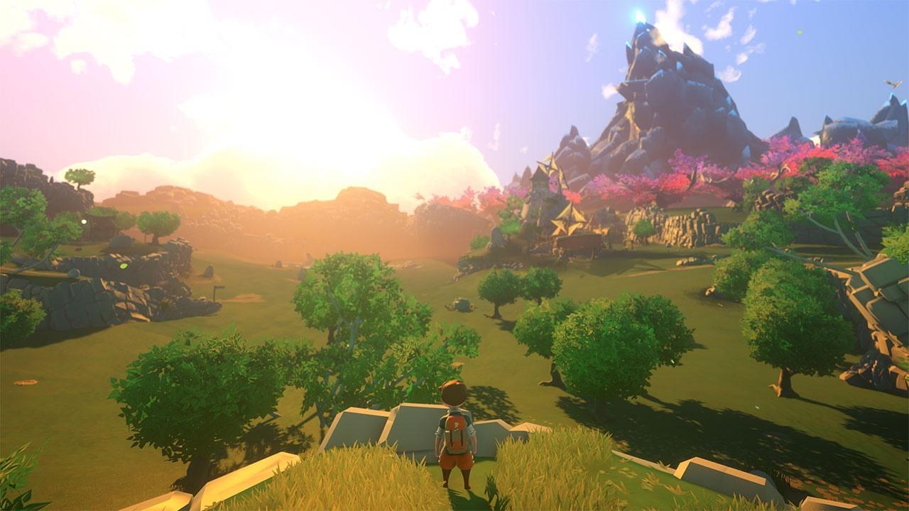 Hra Yonder: The Cloud Catcher Chronicles míří také na Xbox One