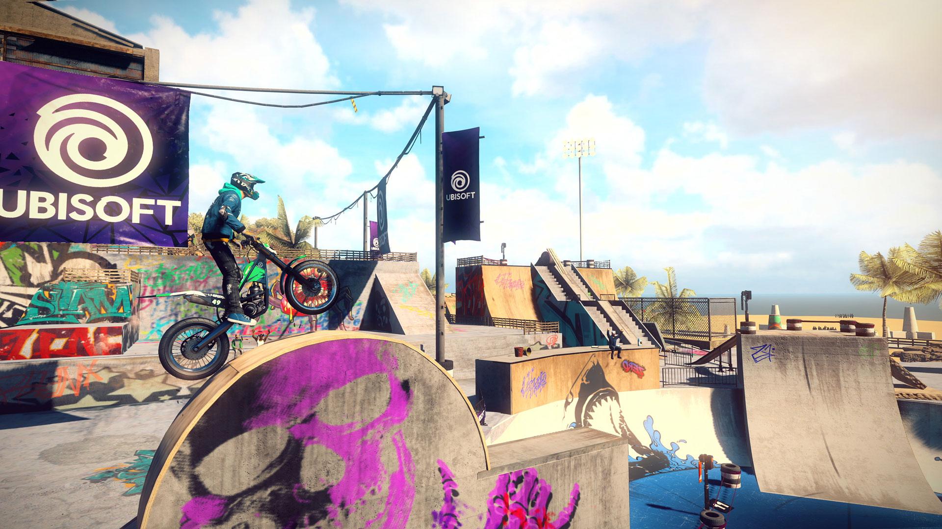 Ubisoft oznámil dvě velká rozšíření pro nadcházející Trials Rising