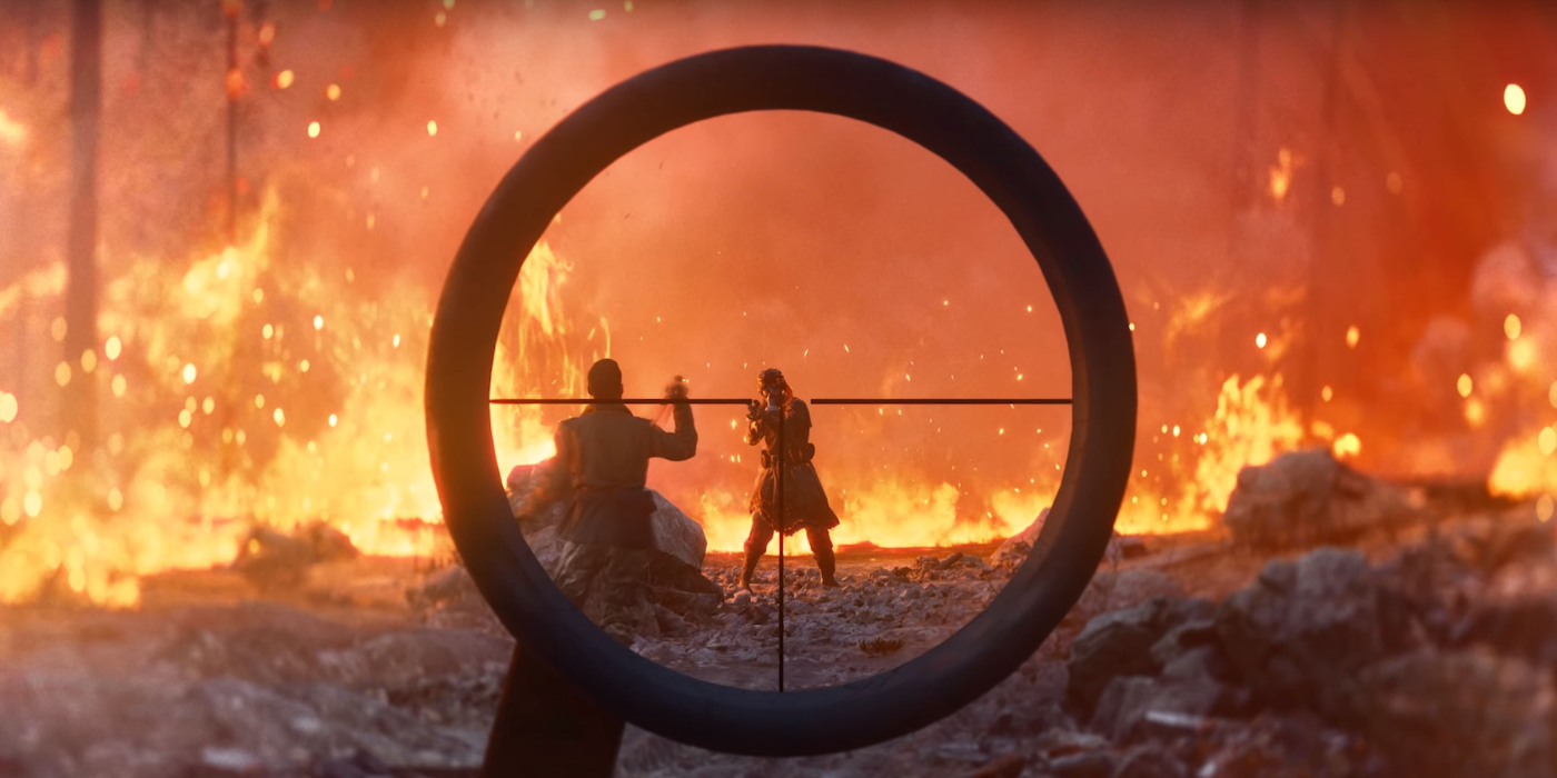 Battle Royale režim Firestorm zamíří do Battlefield V koncem března