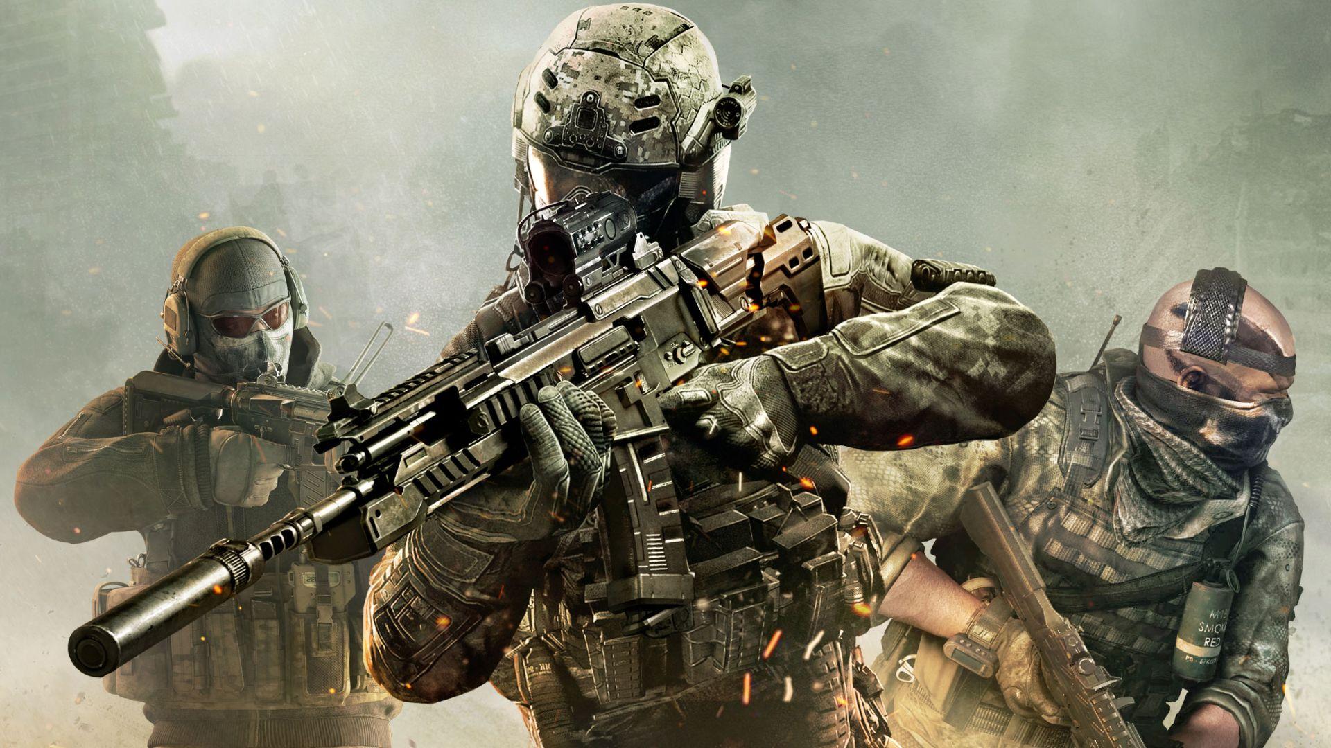 Oznámeno Call of Duty Mobile