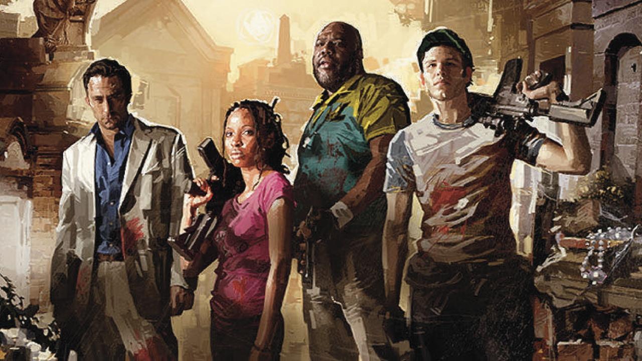 Back 4 Blood bude nová kooperativní zombie akce od Turtle Rock Studios
