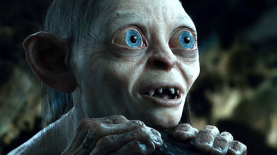 Oznámena hra The Lord of the Rings: Gollum