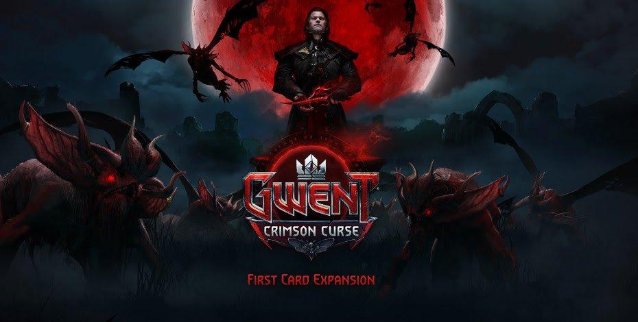 Oznámeno Crimson Curse pro Gwent