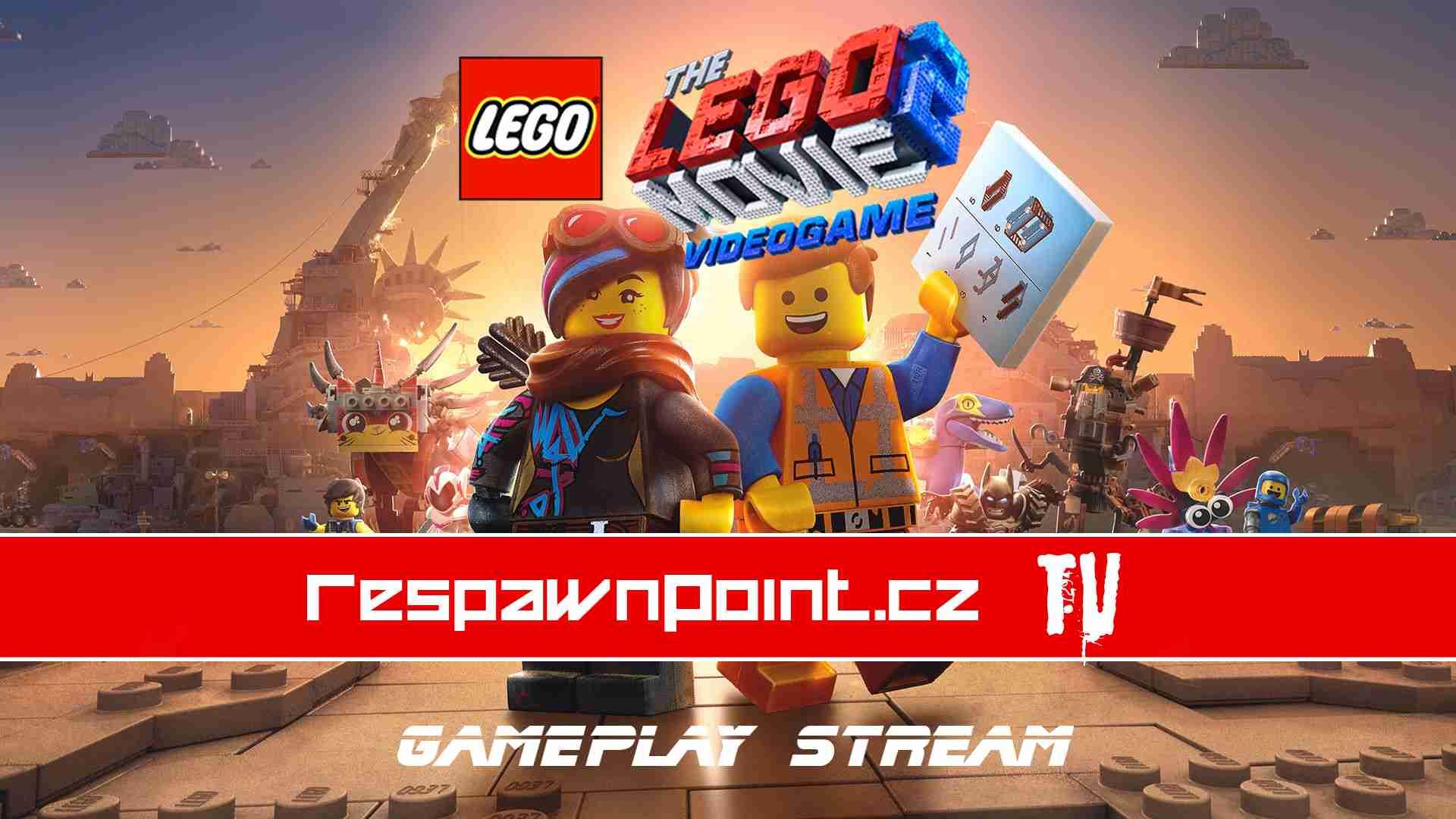 LEGO Movie Videogame 2 – Gameplay Stream