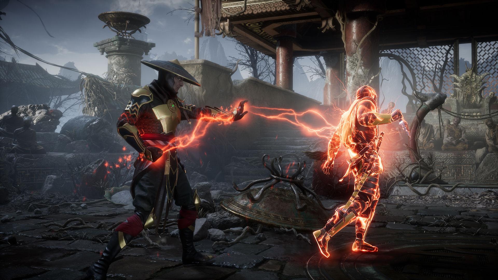 Unikla soupiska bojovníků pro Mortal Kombat 11