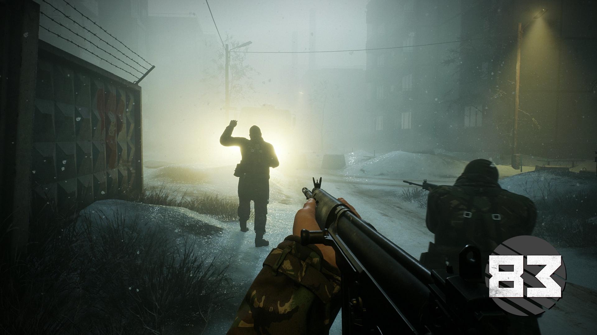 Oznámena multiplayerová střílečka 83
