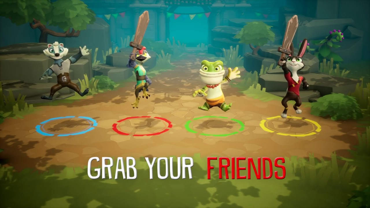 Oznámena multiplayerová hra ReadySet Heroes pro PS4