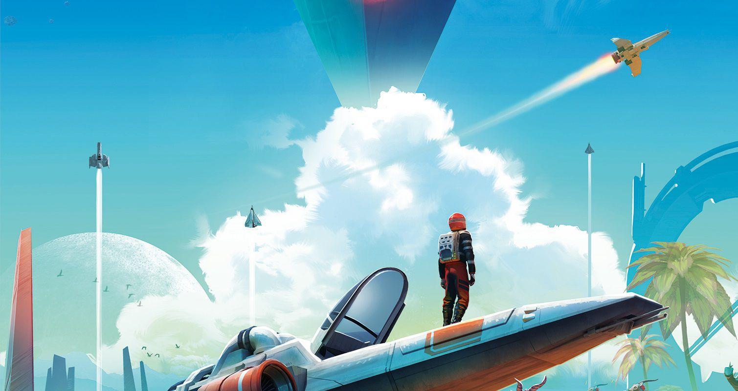 Do No Mans Sky se chystá rozšíření Beyond
