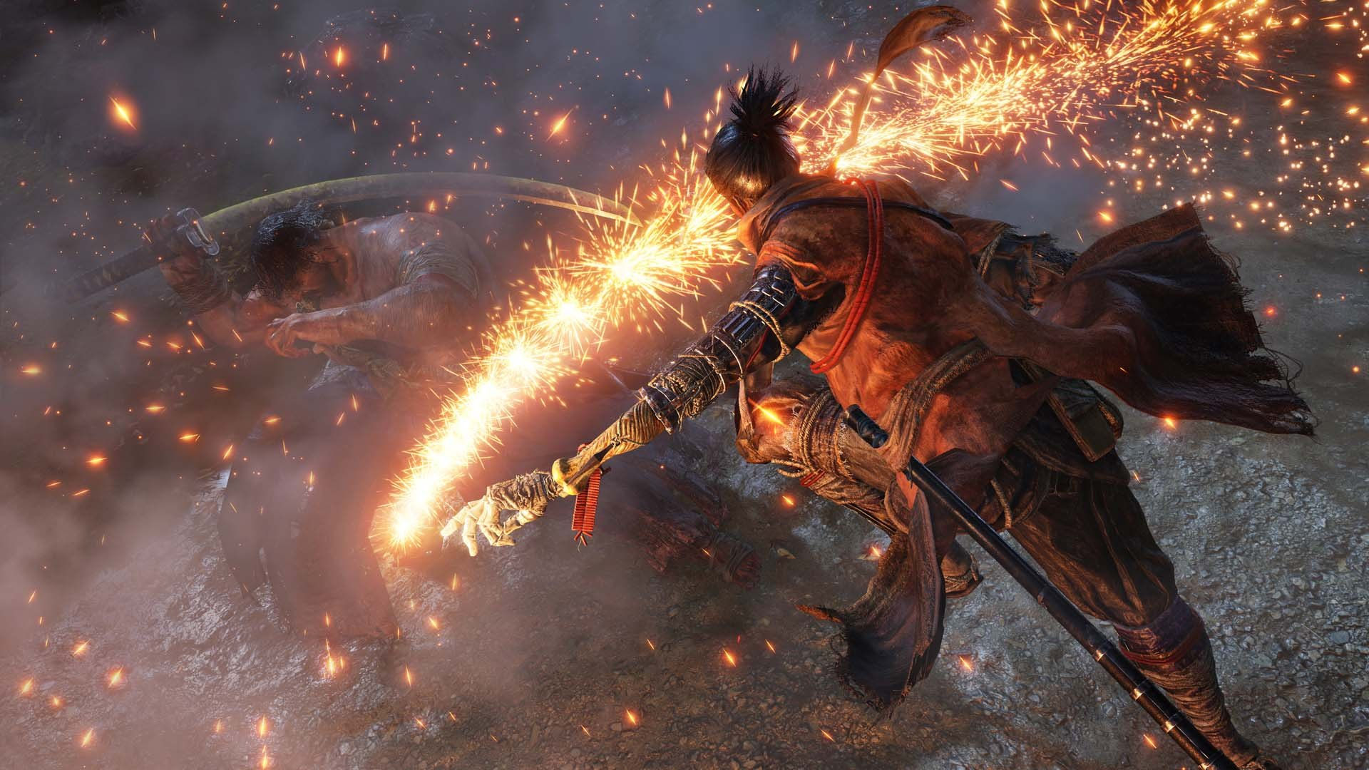 Sekiro: Shadows Die Twice dostává launch trailer